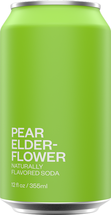 Pear Elderflower | United Sodas of America