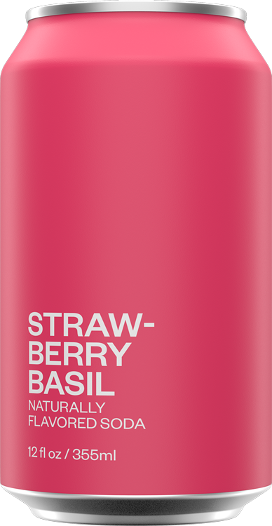Strawberry Basil | United Sodas of America