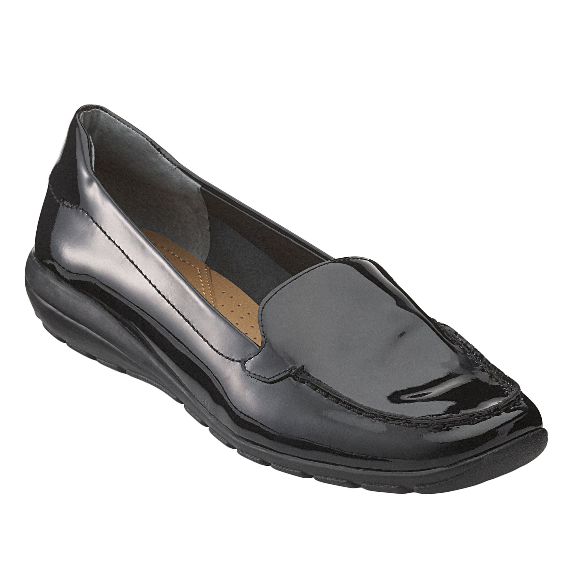 Abide Patent Casual Flats