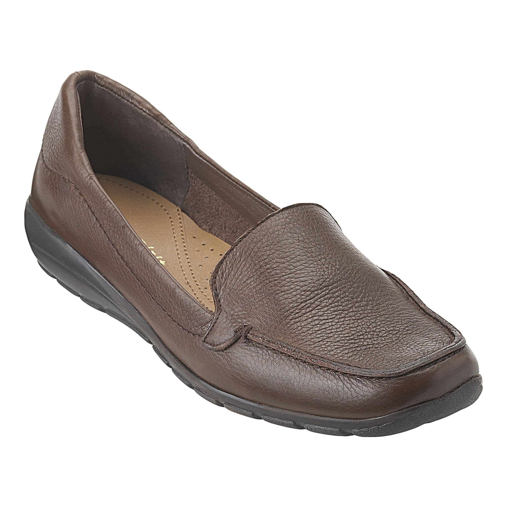 Abide Leather Casual Flats