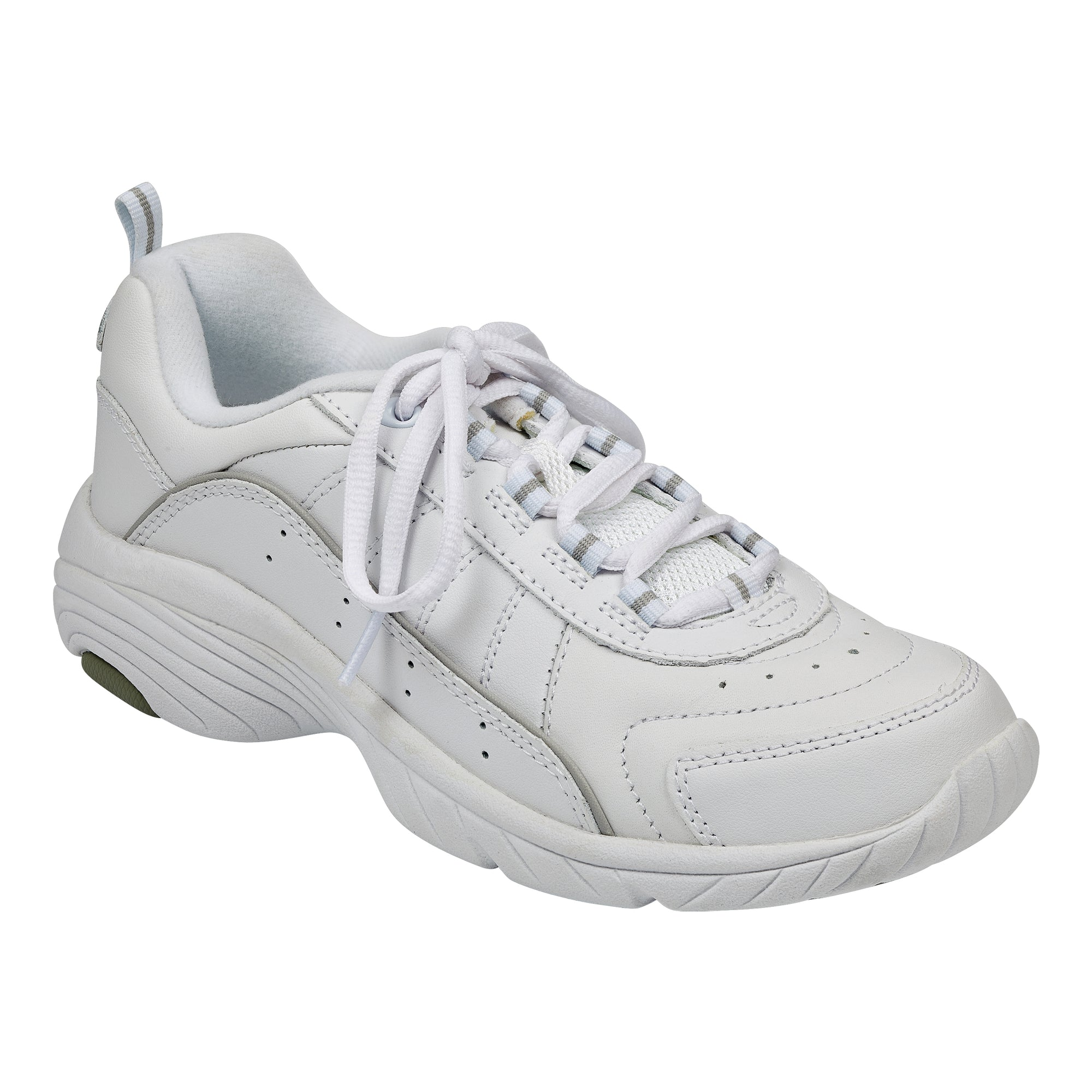 Punter Leather Athletic Shoes