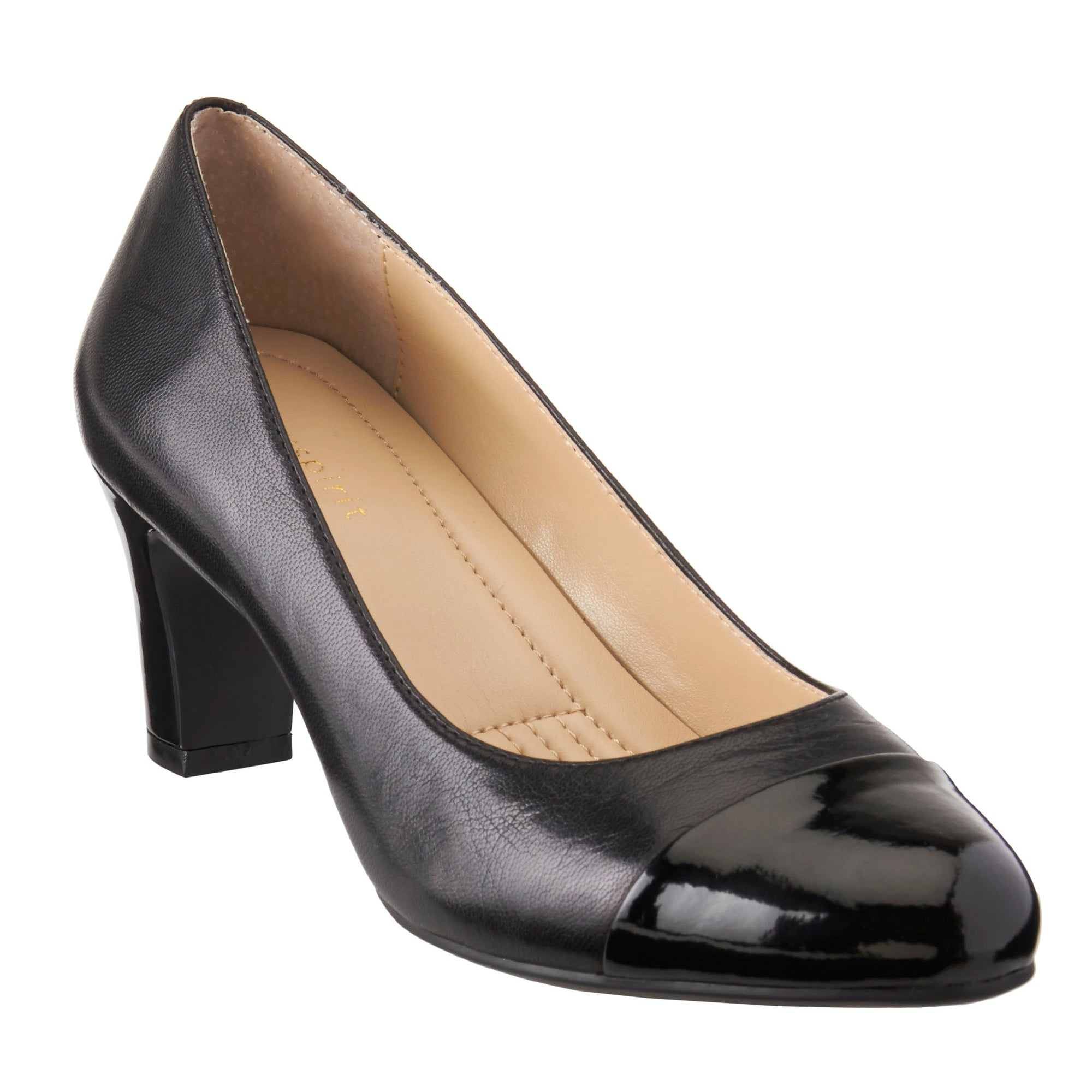 Raphael Leather Pumps
