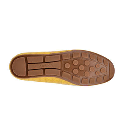 mink-flat-slip-on-loafer-in-yellow-croco-embossed-patent
