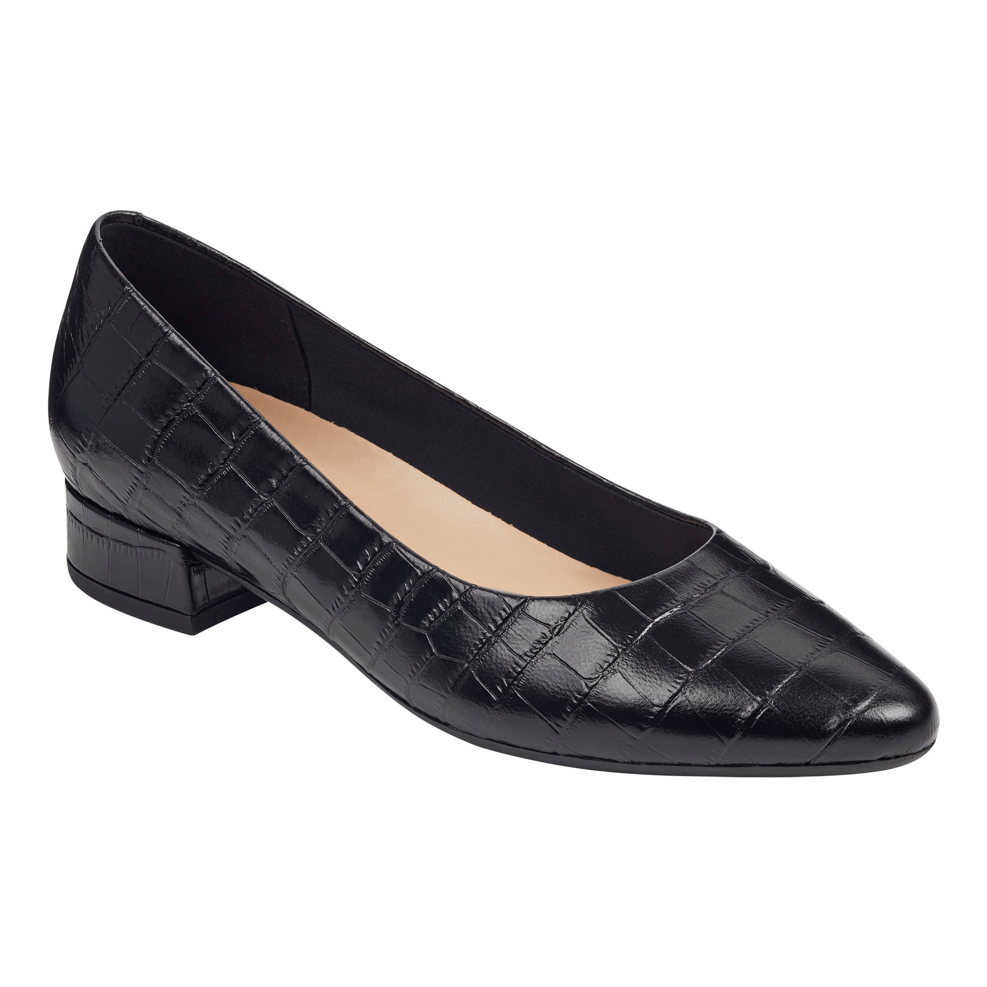 Caldise Low Heel Dress Shoes