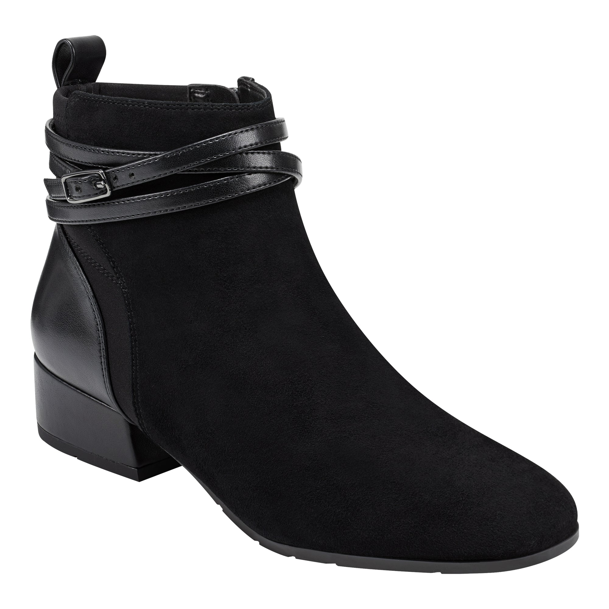 Dae Low Heeled Booties