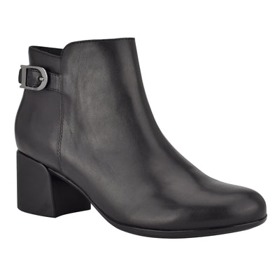 Emma Heeled Booties