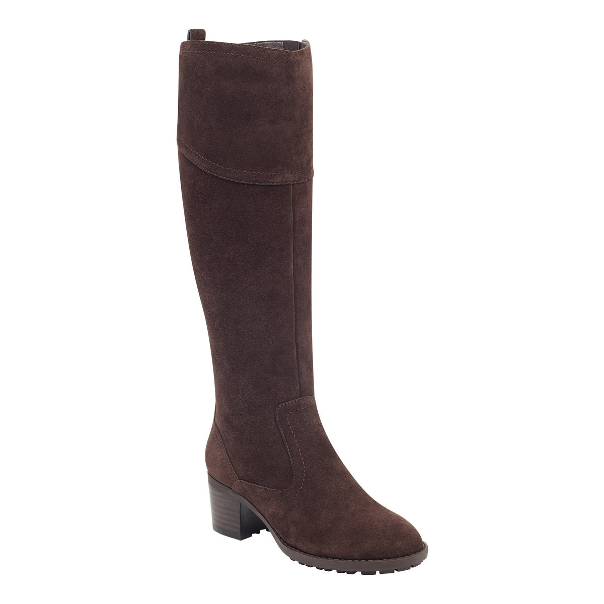 Grazes Tall Heeled Boots
