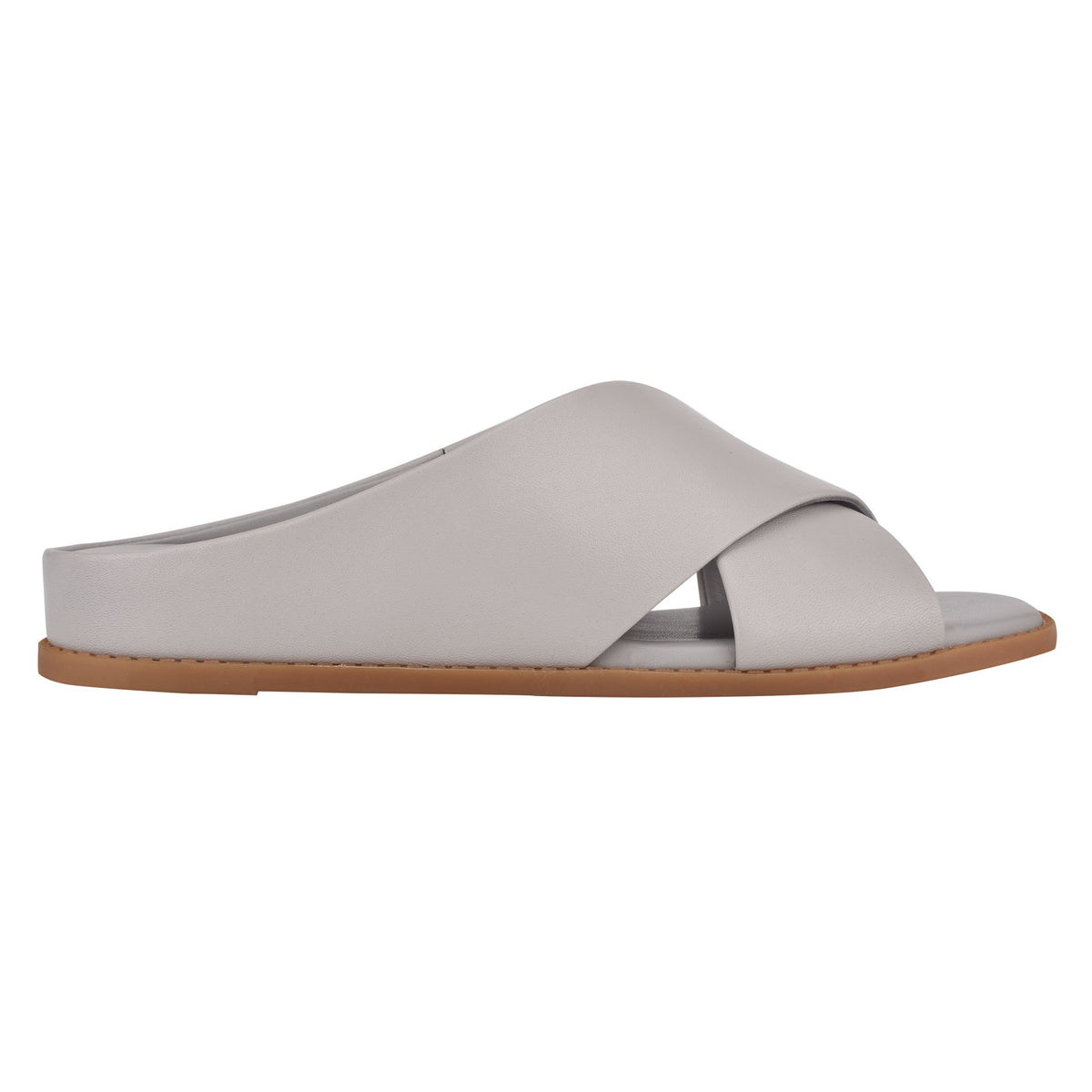 Martha Stewart Olive Slip On Sandals