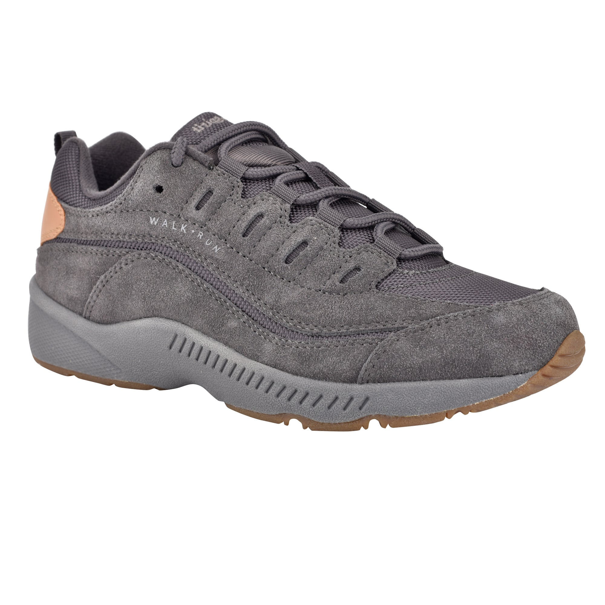 Romy Water Resistant Suede Walking Shoes