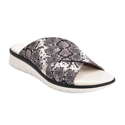 Saffron Slip On Sandals