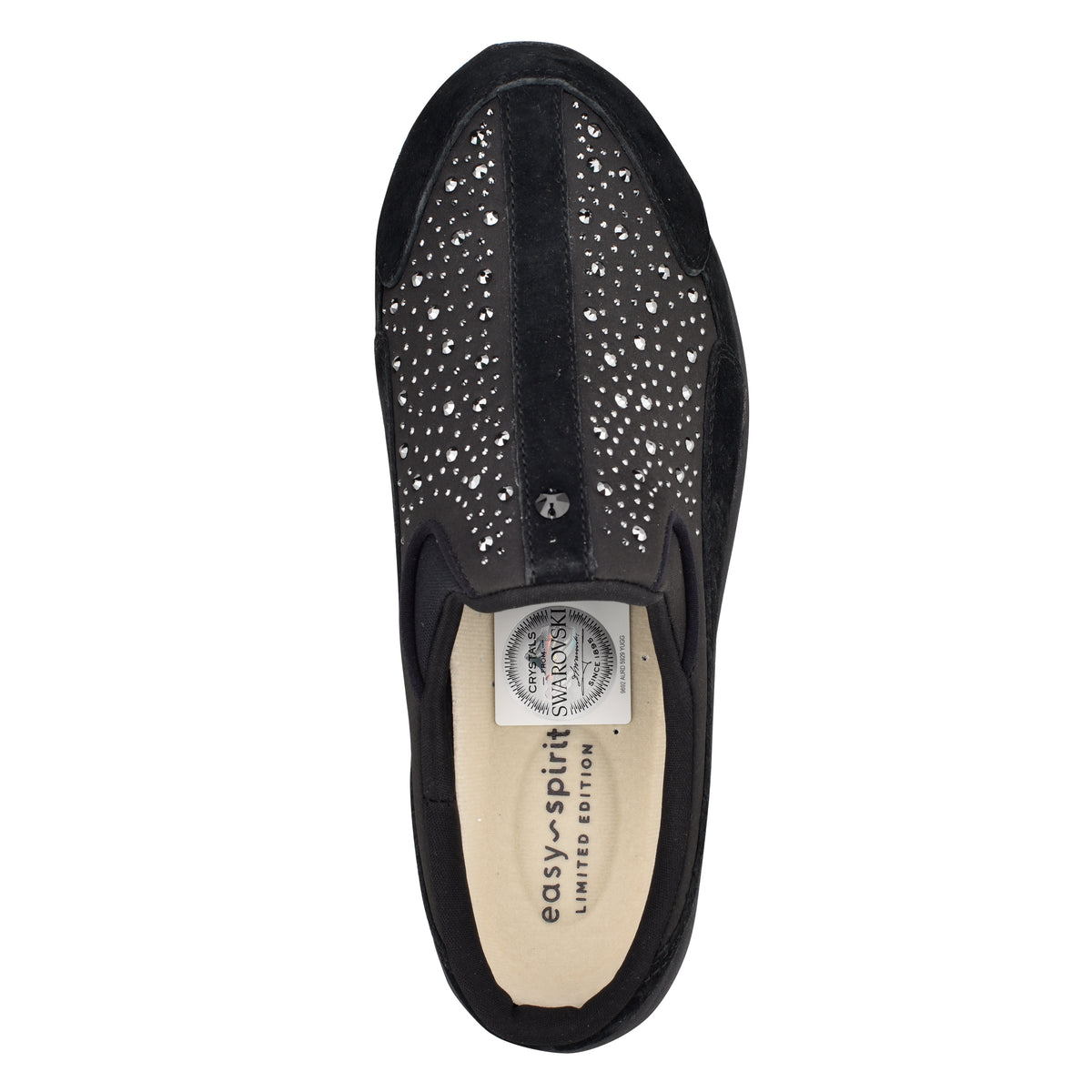 Limited-Edition Swarovski® Traveltime Clogs