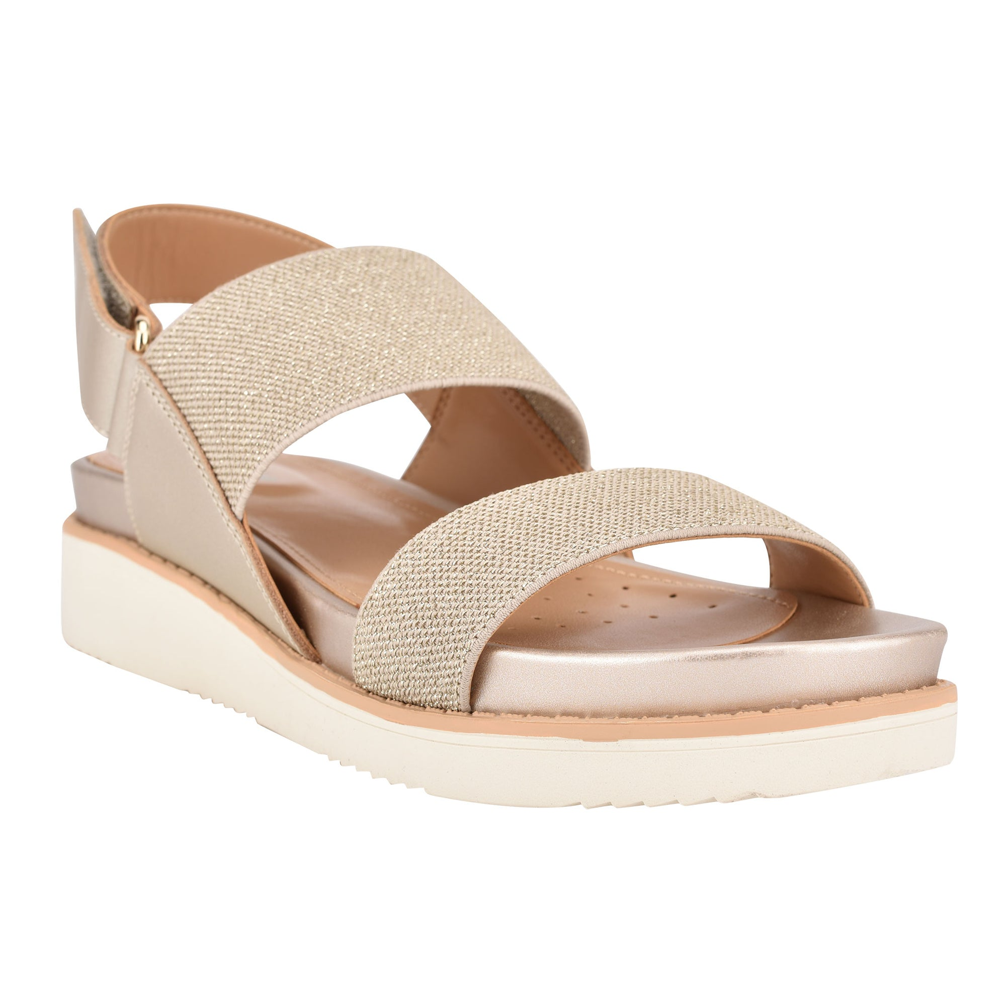 Martha Stewart Winnie Wedge Sandals