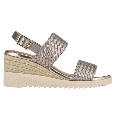 Martha Stewart Zuri Wedge Sandals