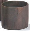 Planter - Round Brown Bancroft Small