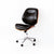 Eames Black Leather