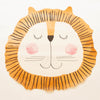 Kids Round Lion Orange 3'