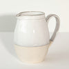 Pitcher - Two Tone Stone