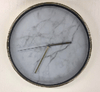 Clock - Gold w/ Marble Face