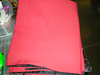 Napkin - Red w/ Thin Orange Stripe