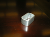 Napkin Ring - Brushed Aluminium