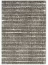 8x10 Sable Stripes Grey & White