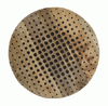 Round Wood Dots