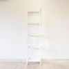 Ladder Narrow Rustic White Wash