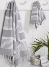 Bath - Turkish Grey Stripe