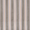 18x18 - Pink, Grey & White Stripe