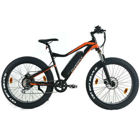 Bicicleta Eléctrica Overfly FAT Warrior