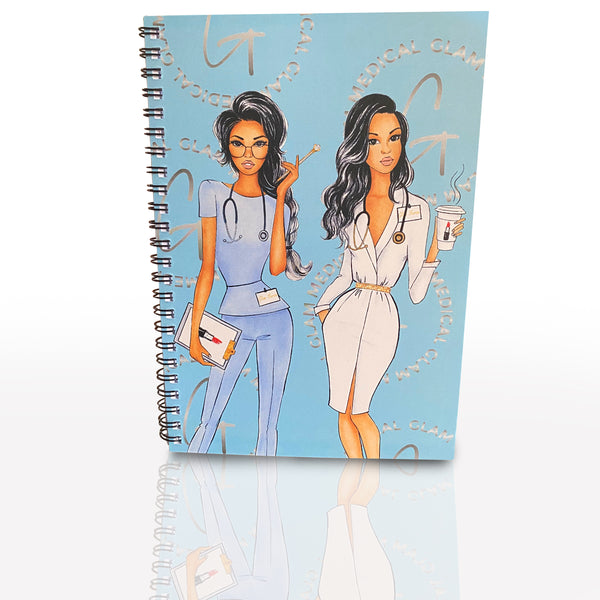 Glam Notebooks