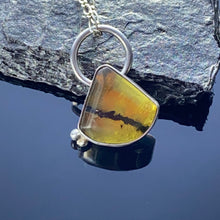 Load image into Gallery viewer, Amber Pendant