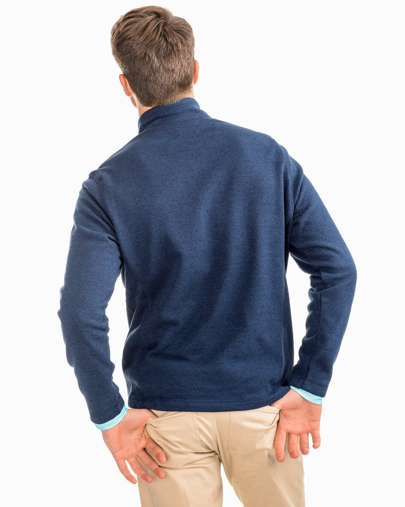 Southern Tide - Samson Peak Sweater Fleece 1/4 Zip Pullover