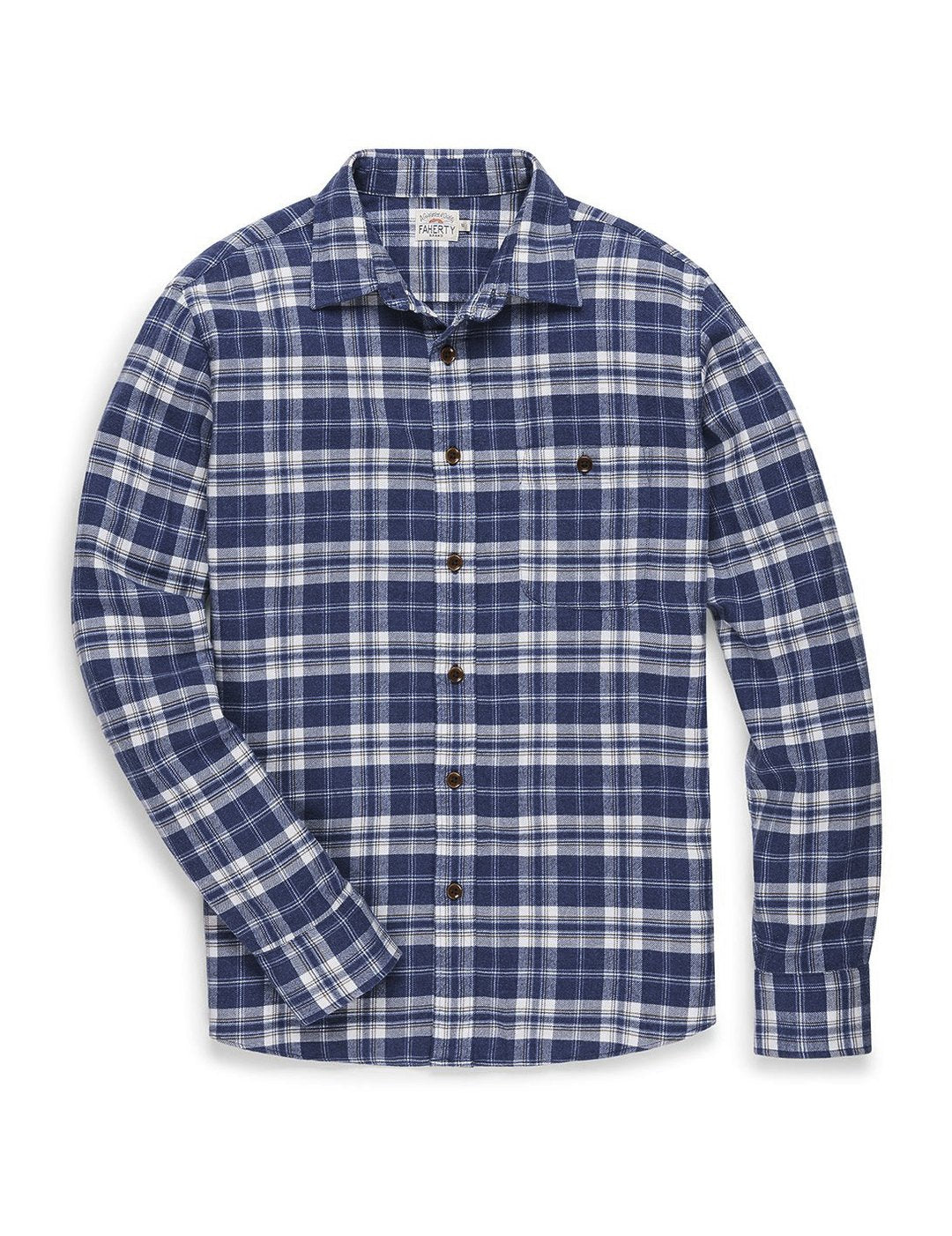 Faherty - Stretch Seaview Flannel