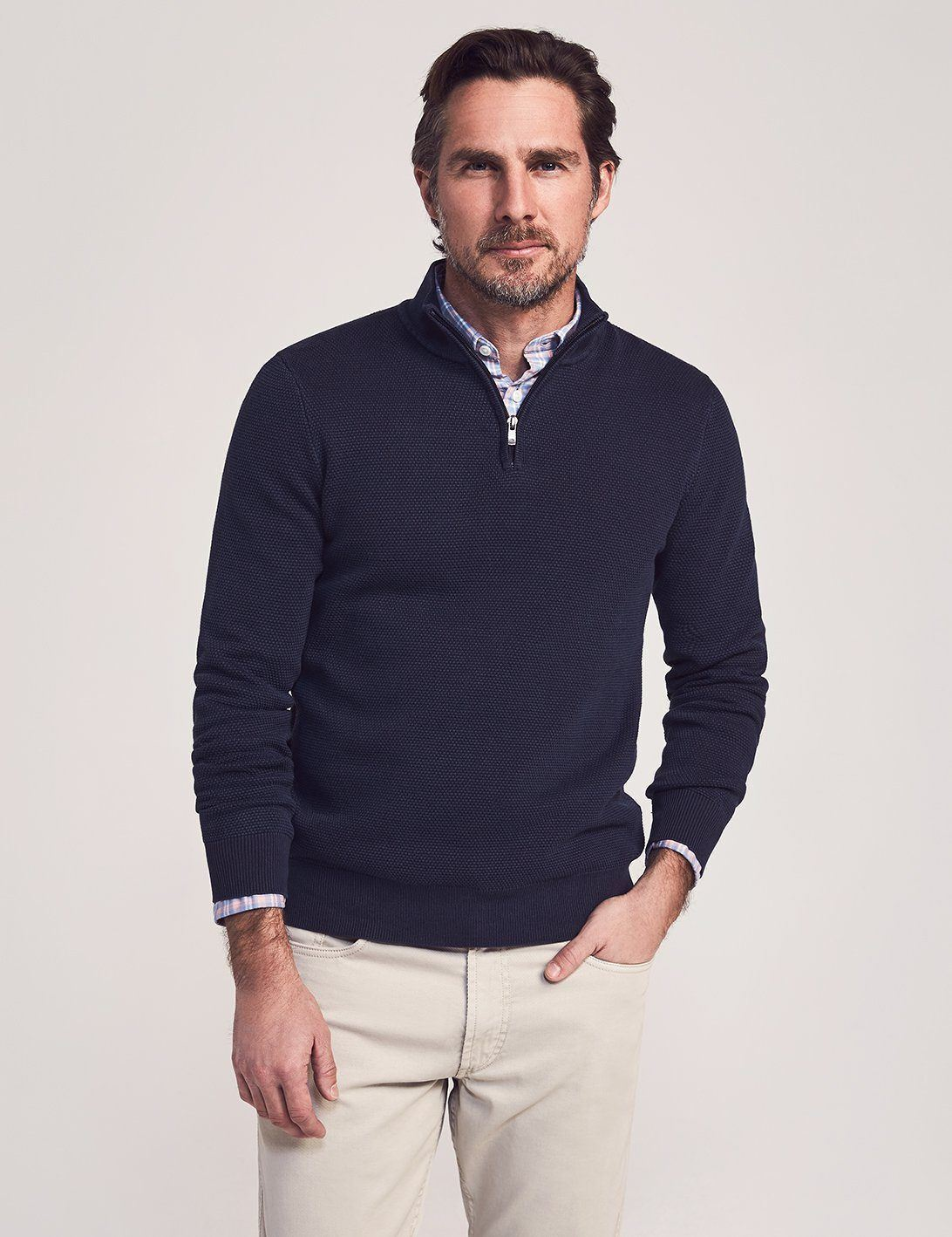 Faherty - Montego 1/4 Zip