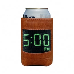 Smathers & Branson - 5 O'Clock Needlepoint Can Cooler
