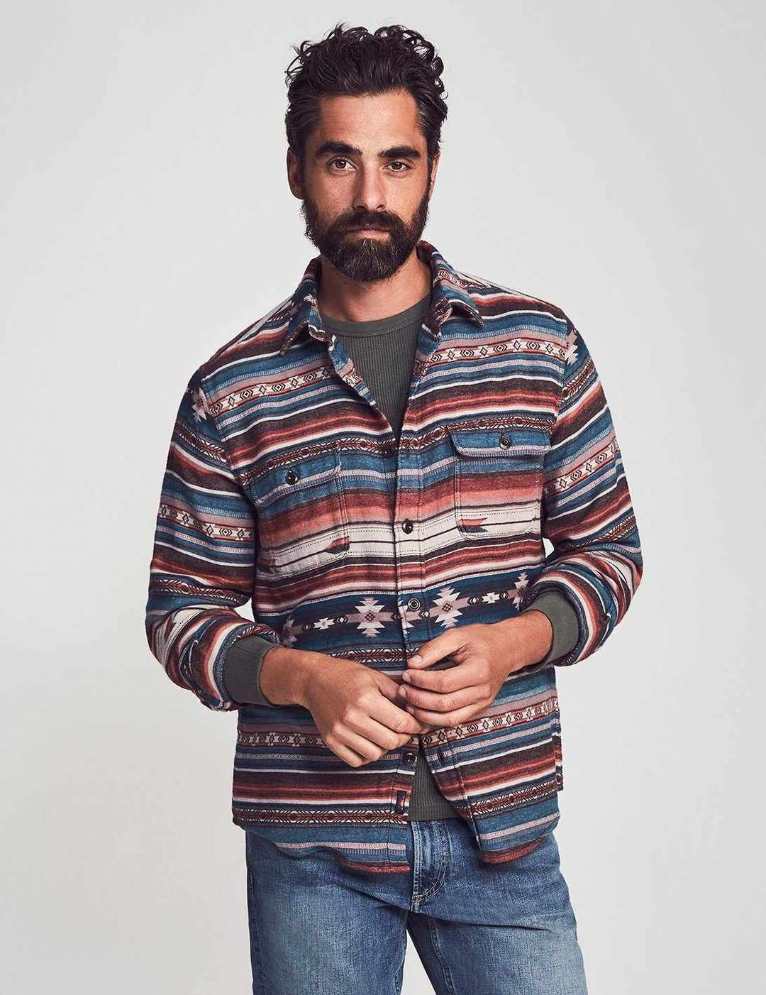 Faherty - Canyon Overshirt