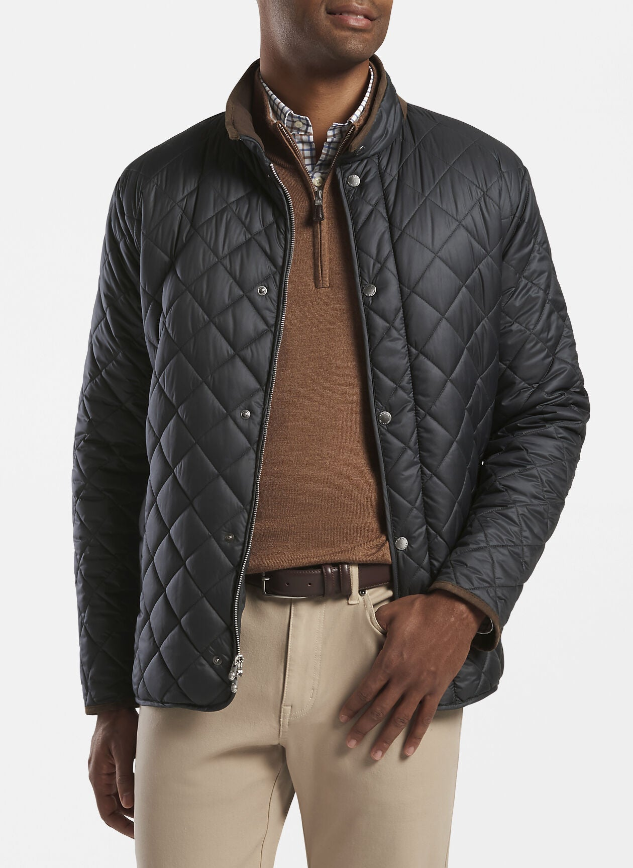 Peter Millar - Suffolk Quilted Travel Coat