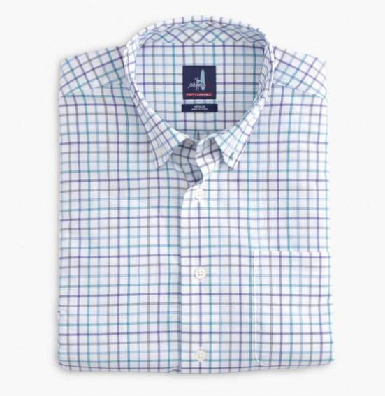 Johnnie-O - Shawn PREP-FORMANCE Button Down Shirt