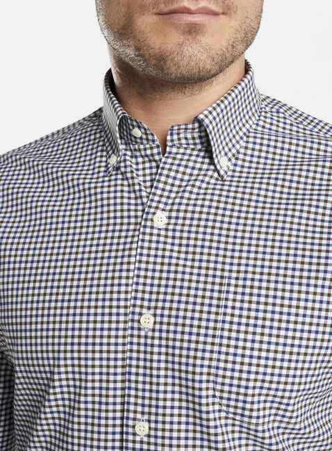Peter Millar - Ferdinand Cotton-Blend Sport Shirt