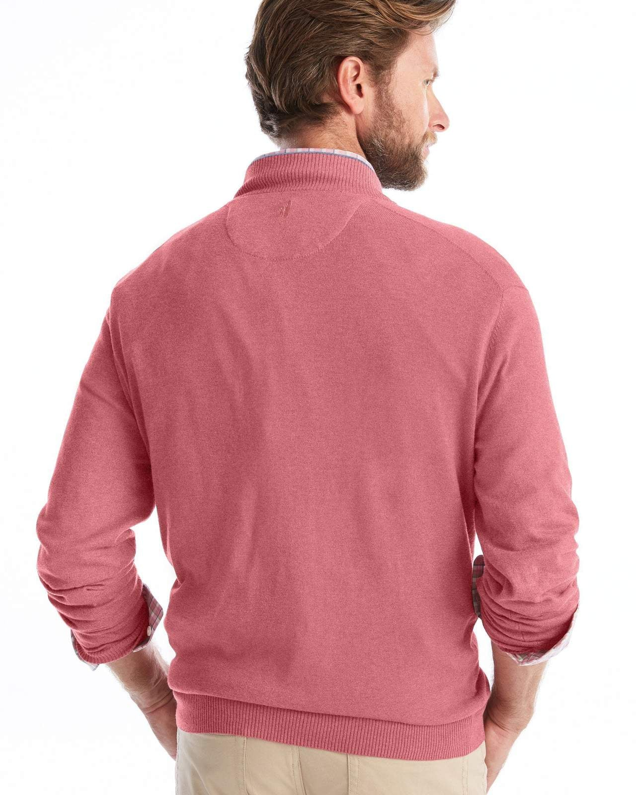 Johnnie-O - Bailey 1/4 Zip Sweater
