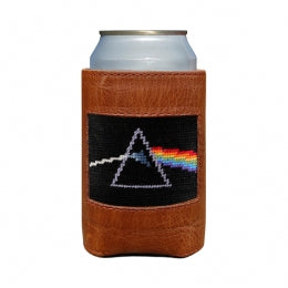 Smathers & Branson - Pink Floyd Needlepoint Can Cooler