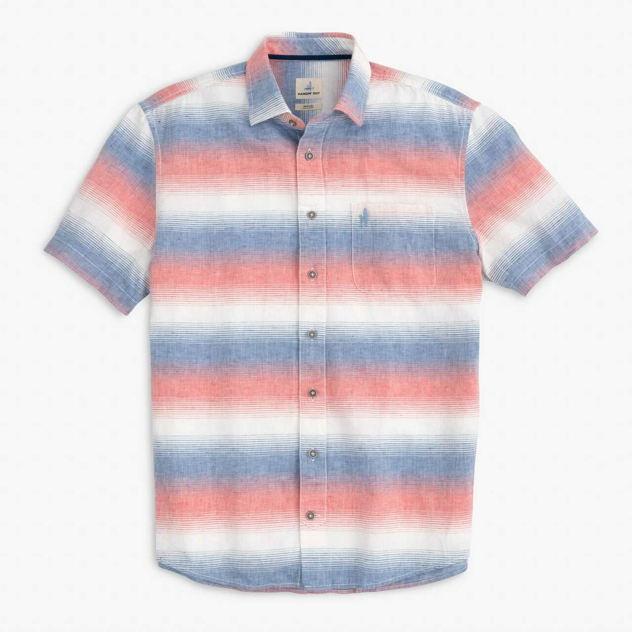 Johnnie-O - Donnie Hangin' Out Button Down Short-Sleeve Shirt