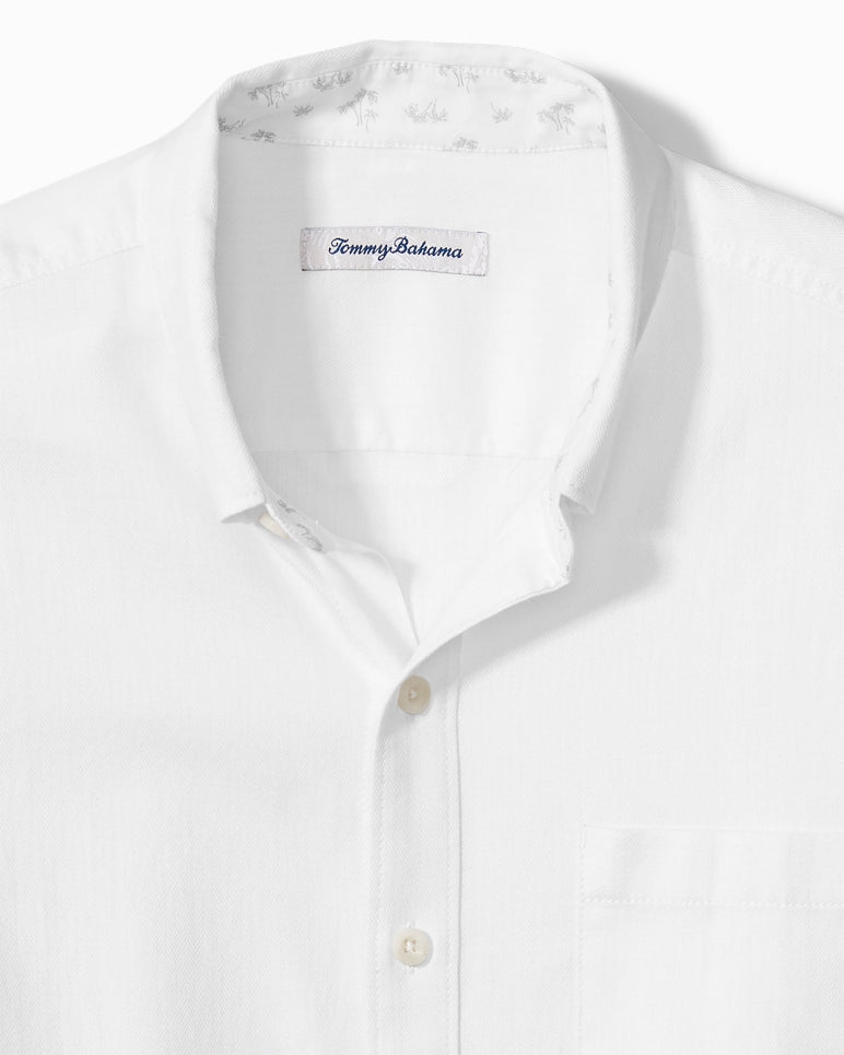 Tommy Bahama - Huntington Herringbone Shirt