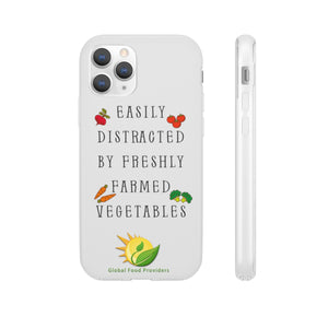 Easily Distracted - Flexi iPhone Case