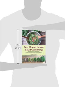 Year-Round Indoor Salad Gardening: How to Grow Nutrient-Dense, Soil-Sprouted Greens in Less Than 10 days