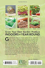 Load image into Gallery viewer, Indoor Kitchen Gardening: Turn Your Home Into a Year-round Vegetable Garden - Microgreens - Sprouts - Herbs - Mushrooms - Tomatoes, Peppers & More