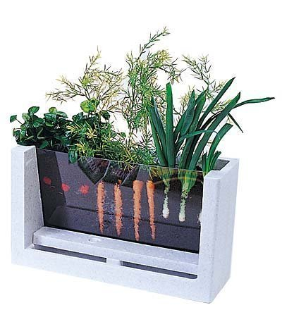 Root-Vue Farm Indoor Seed to Plant Garden Laboratory Kit - Amazing