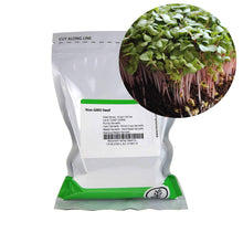 Load image into Gallery viewer, Radish Sprouting Seed - Red Arrow Variety - 1 Lb Seed Pouch - Heirloom Radish Sprouts - Non-GMO Sprouting and Microgreens