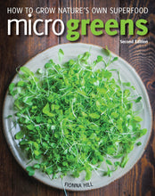 Load image into Gallery viewer, Microgreens: How to Grow Nature's Own Superfood
